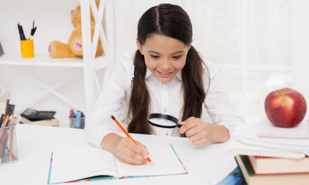 Examen Oftalmológico en niños